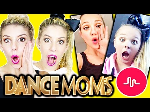 RECREATING DANCE MOMS MUSICAL.LYS (WARNING: EXTREMELY CRINGY!)