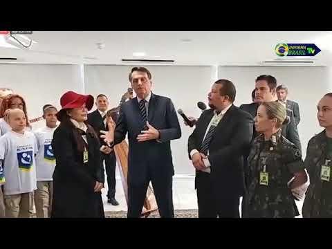 AGORA!!! PRESIDENTE BOLSONARO AO VIVO DE RORAIMA