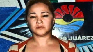 Leticia Rodríguez Lara y sus acompañantes, quedaron a disposición del fuero federal