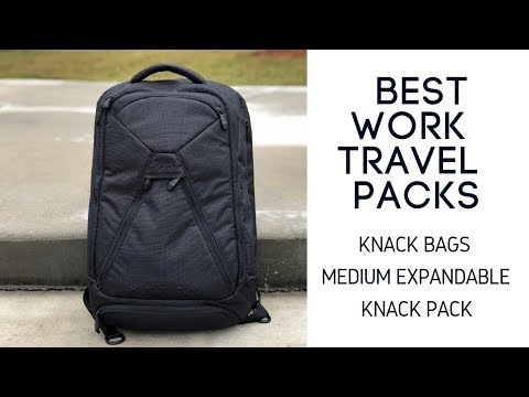 Best Travel Packs: Knack Bags Medium Expandable Knack Pack Review