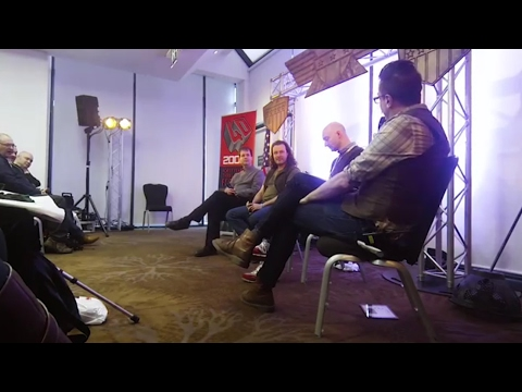 40 Years of Thrill-power Festival: Growing Rebellion panel