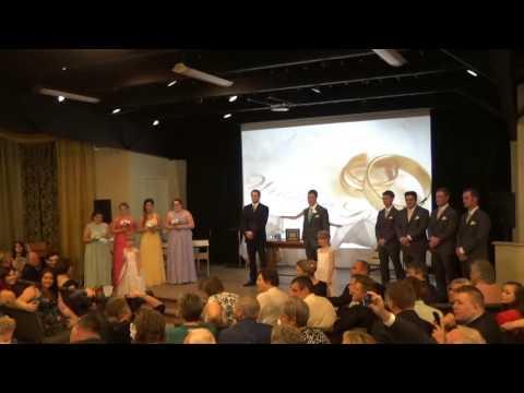 Soucy-Slater Wedding