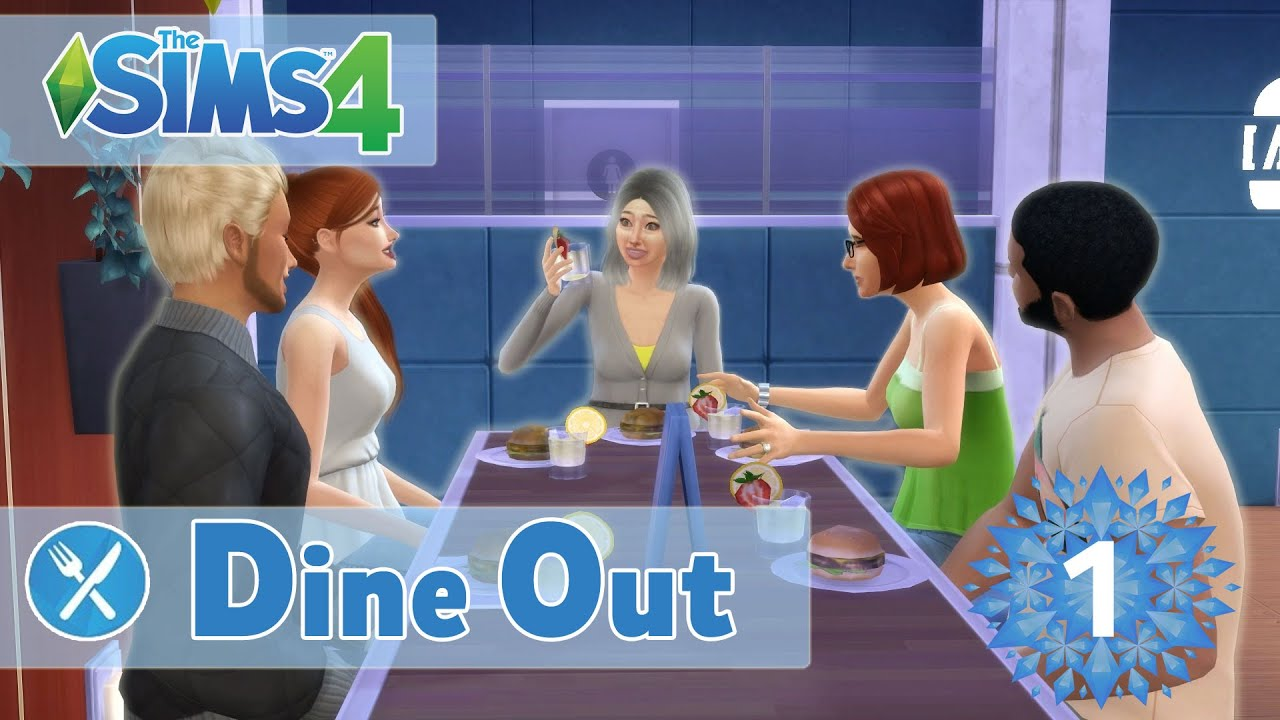 how to make money in dine out sioms 4
