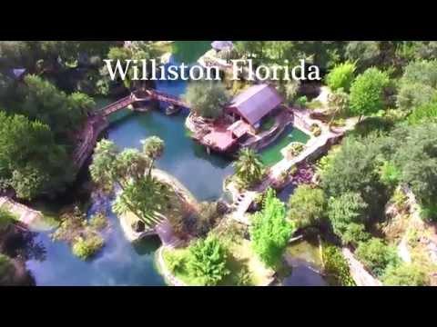 Cedar Lakes Woods and Gardens Williston Florida