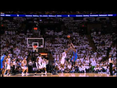 2012 Western Conference NBA Finals (Mini Movie)