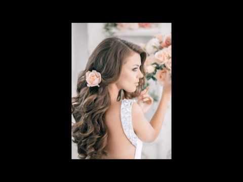 Frisuren Fur Lange Haare Hochzeit Youtube