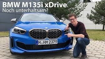 2019 BMW M135i xDrive (F40) Fahrbericht / Kann er die großen Fußstapfen füllen? - Autophorie