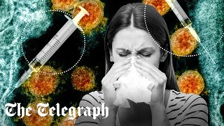 video: Surging demand for flu jab leaves pharmacies out of stock
