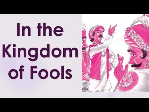 In the kingdom of fools Class 9 English Moments Book Explanation, Summary, Question Answers