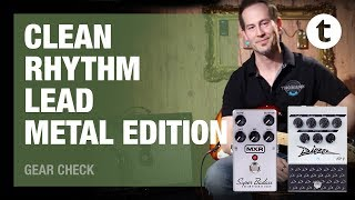 Set up your Tones with Pedals | Metal, High Gain | Tutorial
