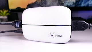 Elgato HD60 Glacier White Capture Card Review & Gameplay