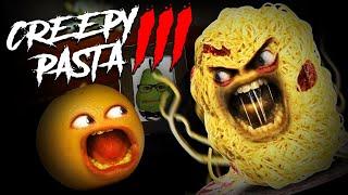 The Annoying Orange - Cręepy Pasta # 3: Insane Asylum!!! #SHOCKTOBER