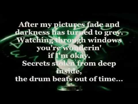 TIME AFTER TIME (Lyrics) - TUCK & PATTI