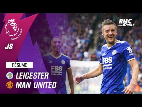Résumé : Leicester 4-2 Manchester United - Premier League (J8)