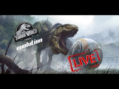🔴[LIVE][HD/GER]  Jurassic World Evolution Deutsch #09