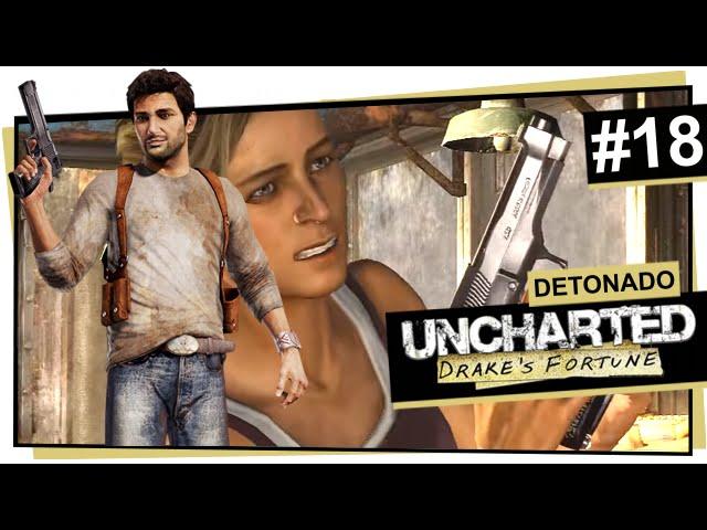Uncharted #18 - O abrigo subterrâneo / Uncharted: Drake\'s Fortune (Português)