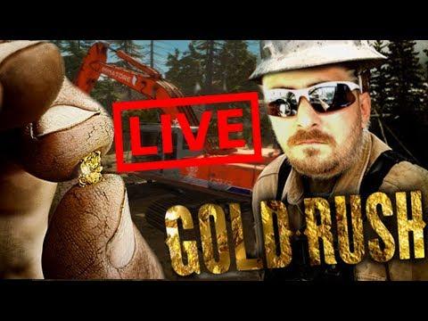 🛑FACCIAMO SOLDI IN LIVE! [Gold Rush]