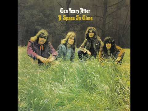 Ten Years After - One of These Days - A Space in Time - 1971