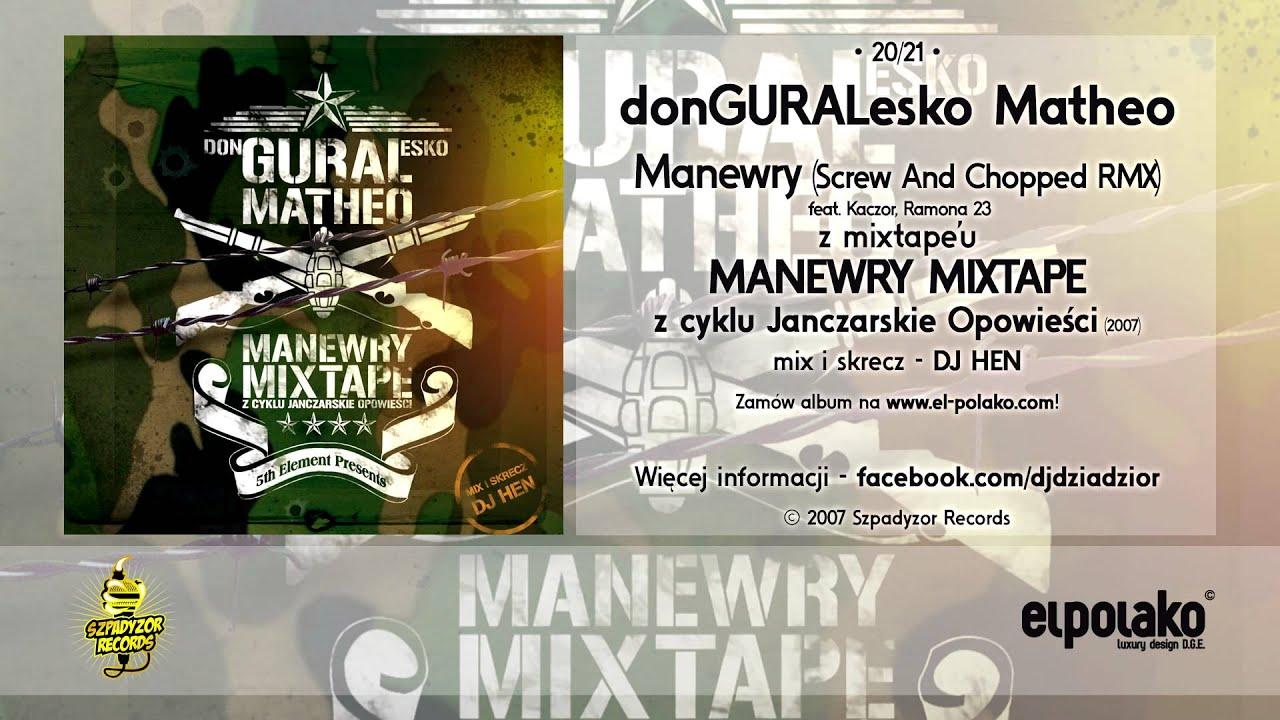 donguralesko manewry mixtape