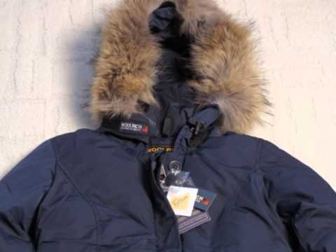 Canada Goose womens sale 2016 - Woolrich Luxury Parka Outlet - 190� euro!!! - YouTube