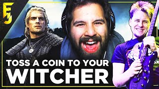 Toss a Coin to Your Witcher (feat. Caleb Hyles) | Cover by FamilyJules