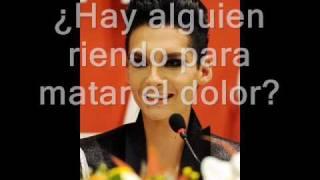 Tokio Hotel -  Zoom into me (zoom) spanish