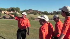 Golf Lessons Mesa AZ Grain and Slope on the Green