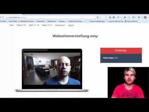 Webseiten und WordPress Blog erstellen für deine eigenen Produkte