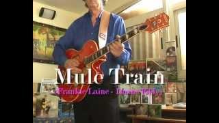 Mule Train (DUANE EDDY - FRANKIE LAINE)
