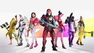 FORTNITE SEASON 9! BATTLE PASS | NEW MAP AND SKINS! Score!