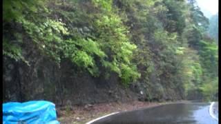 【車載動画】国道425号線Part2
