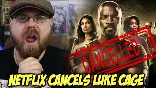 Luke Cage Cancelled!!!