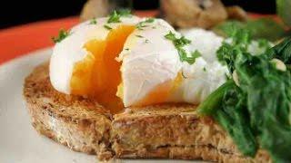 huevos escalfados o poche