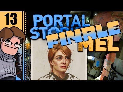 Let's Play Portal Stories: Mel Part 13 FINALE - t-minus 5, 4, 3, 2...