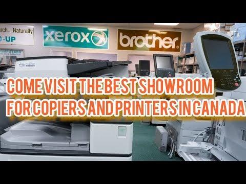 Photocopier Rental Leasing GTA toronto Brampton Mississauga Scarborough Ajax Markham