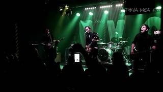 Pyogenesis - I Have Seen My Soul (Live in Club Fabrica, Bucharest, Romania, 22.04.2018)