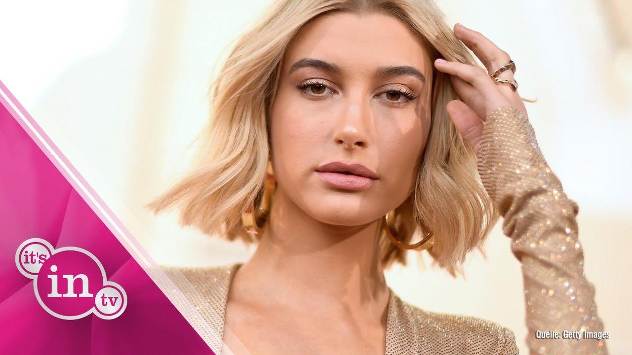 Wie Bella Hadid Neuer Frisurentrend Glass Hair