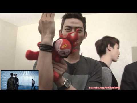 2PM - I'LL BE BACK [TAECYEON & NICHKHUN]