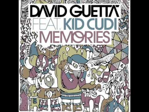 David Guetta - Memories (New Extended Mix) feat Kid Cudi