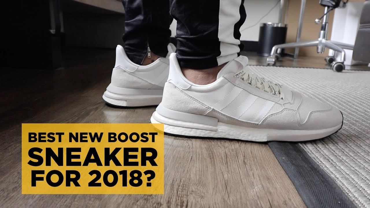 cheap for discount 039e5 57cdd ADIDAS ZX 500 RM REVIEW: BEST NEW BOOST SNEAKER FOR 2018? (WANT ONE?)
