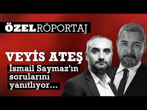 ÖZEL RÖPORTAJ I Veyis Ateş Halk TV'de İsmail Saymaz'ın sorularını yanıtladı I 18 Haziran 2021