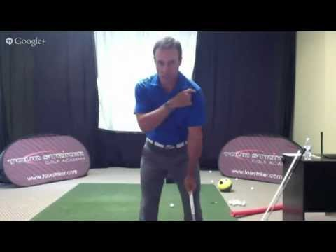 Martin Chuck - Tour Striker Training Program - Modern Golf Swing Fundamentals