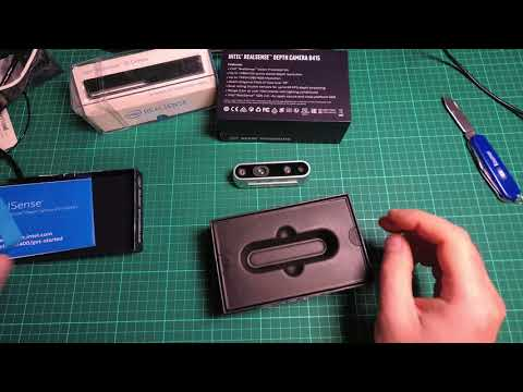 Download Intel Realsense D435 Unboxing And Data MP3, MKV, MP4
