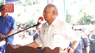Najib reminds people not to be duped by opposition