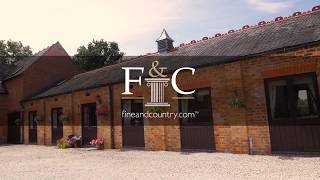 The Old Stables, Woolscott - Fine & Country Rugby