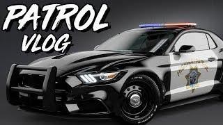 Patrol Vlog!! (virtual ride along)