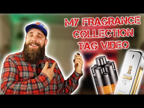 MY FRAGRANCE COLLECTION TAG VIDEO