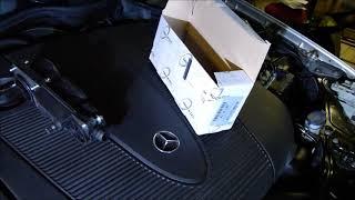 Remplacement reniflard d huile mercedes c200 cdi 2006