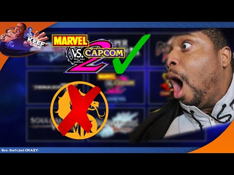 How EVERYONE Reacted To The EVO 2020 Line Up!