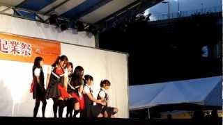 QunQun起業祭2012 八幡で開催された起業祭にて.